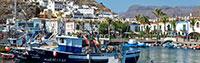 harbour Puerto de Mogán Fuerteventura